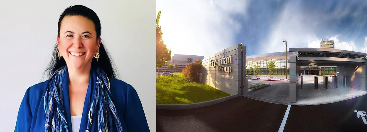 Prysmian Group'ta yeni atama  Prysmian Group Global Kapsayıcılık ve Çeşitlilik Direktörü Aysun Kalmık oldu