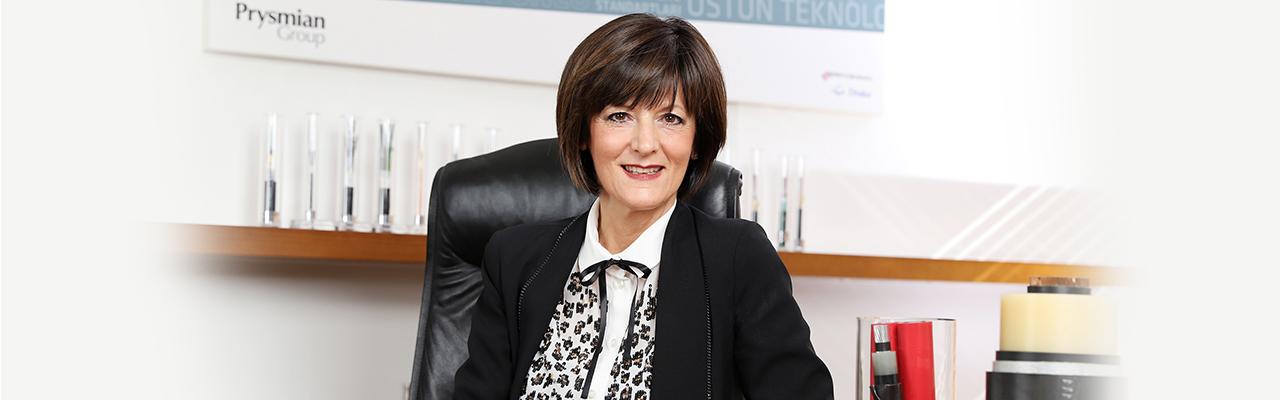 Kablo sektörünün lideri en güçlü 50 kadın CEO arasında