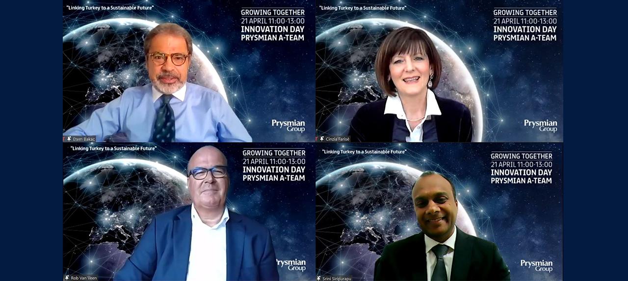 İnovasyonun geleceği, Türk Prysmian'da ele alındı