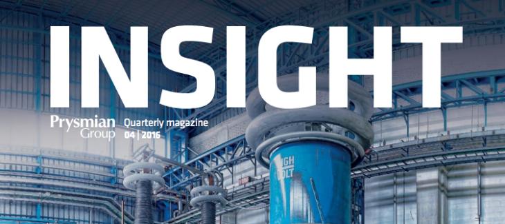 INISIGHT Quarterly magazine