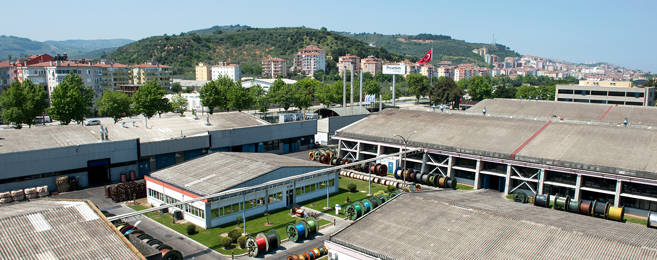Türkiye'de Prysmian Group