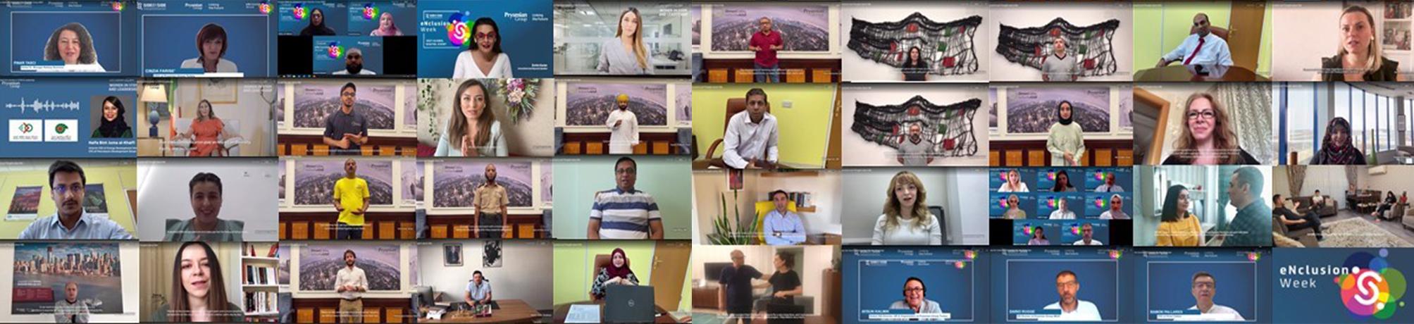 """Prysmian Group, global düzeyde 50'den fazla panel  ve atölye çalışmasının gerçekleştirildiği  """"eNclusion Week""""e imza attı"""